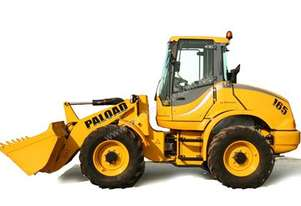 PL 165 SKYLINE ARTICULATED LOADER