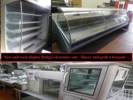 Secondhand kebab Machines, Friges, Mixers - Sale - picture2' - Click to enlarge
