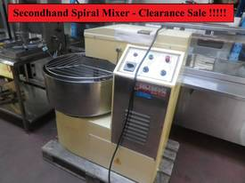 Secondhand kebab Machines, Friges, Mixers - Sale - picture4' - Click to enlarge