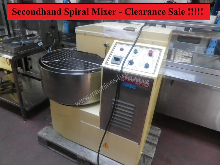 Secondhand kebab Machines, Friges, Mixers - Sale