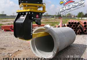 12T-50T EXCAVATOR PIPE LIFTERS