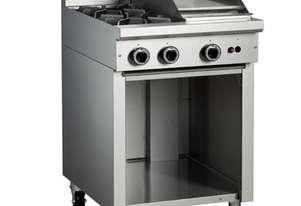 Cobra C6C - 600mm Gas Cooktops - Open Cabinet Base