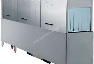 F.E.D. R-2ER Three Chamber Rack Conveyor Dishwasher
