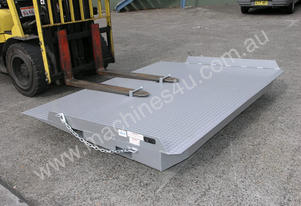 12 Tonne Standard Forklift Container Ramp