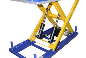 Heavy Duty Electric Scissor Lift Table 1000kg - 40