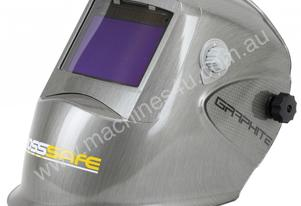 Graphite Wide View Electronic Welding Helmet