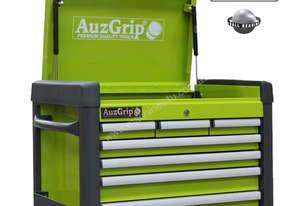 A00014 - Auzgrip 7 DRAWER CHEST CABINET GREEN
