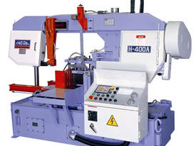 MEGA H-400GA AUTO BAND SAW - picture3' - Click to enlarge