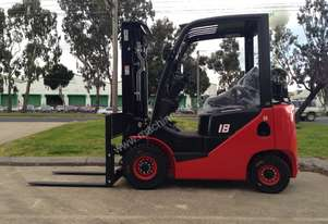New Hangcha XF Series 1.8T Dual Fuel Internal Combustion Forklift