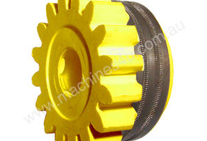KEMPPI ROLLER YELLOW F/C 1.6MM-2.00MM