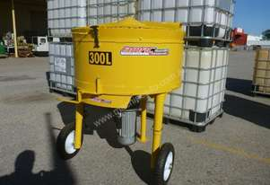 NEW BMAC TOOLS 300LITRE CONCRETE BATCH MIXER
