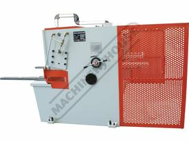 Hydraulic NC Guillotine (415V) 3200 x 6mm Pneumatic Sheet Supports - picture1' - Click to enlarge
