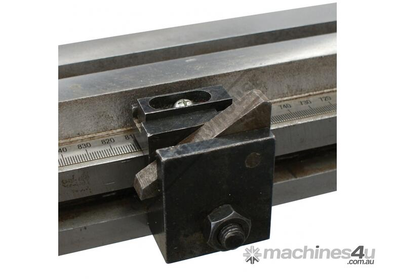 Hydraulic NC Guillotine (415V) 3200 x 6mm Pneumatic Sheet Supports