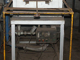 Gas Heat Treatment Oven Furnace Blacksmiths Forge  - picture2' - Click to enlarge