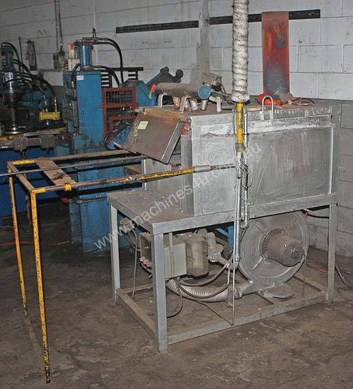 Gas Heat Treatment Oven Furnace Blacksmiths Forge