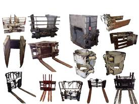 Various Bale Clamps Hire from $120/pw Sale $2499+G - picture2' - Click to enlarge