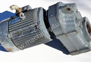 FA67 Parallel Shaft Helical Gearmotor