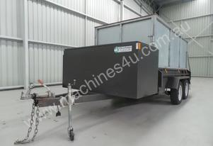 2014 Workmate Steel Tipping Trailer