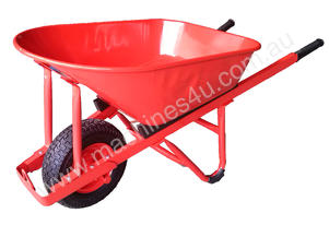 Duramix Steel Tray Wheelbarrow