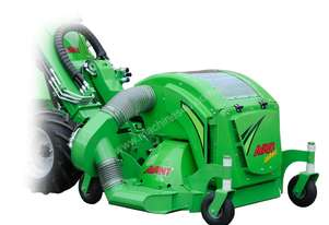 Avant 1200mm Collecting Lawn Mower for Mini Loader