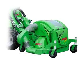 Avant 1200mm Collecting Lawn Mower for Mini Loader - picture0' - Click to enlarge