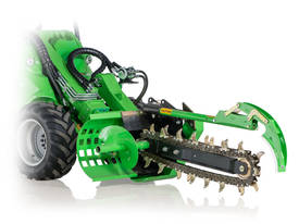 Avant Hydraulic Chain Trencher Mini Loader - picture1' - Click to enlarge