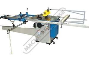 ST-12DP2 Table Saw Package Deal Ø305mm Max. Blade Diameter Includes Sliding Table & Over Head Guard