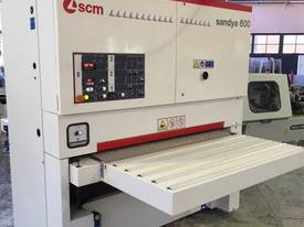 SCM  - WIDE BELT SANDER-MAKE  AN  OFFER!!!