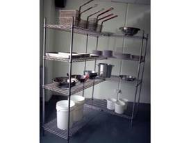 coolroom shelving - picture0' - Click to enlarge