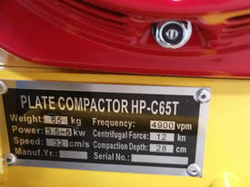 Compactor Plate, Wacker Packer Rammer = LATEST++++ - picture1' - Click to enlarge