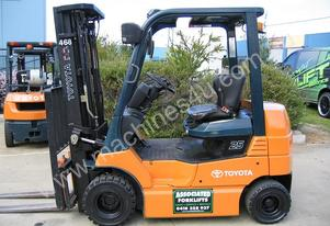 **RENT NOW**   Toyota 7FB25 Battery/Electric