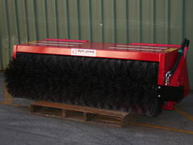 New Hydrapower Skid Steer 73RW Broom - picture0' - Click to enlarge