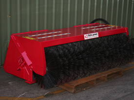 New Hydrapower Skid Steer 73RW Broom - picture2' - Click to enlarge