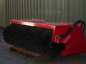 New Hydrapower Skid Steer 73RW Broom - picture3' - Click to enlarge