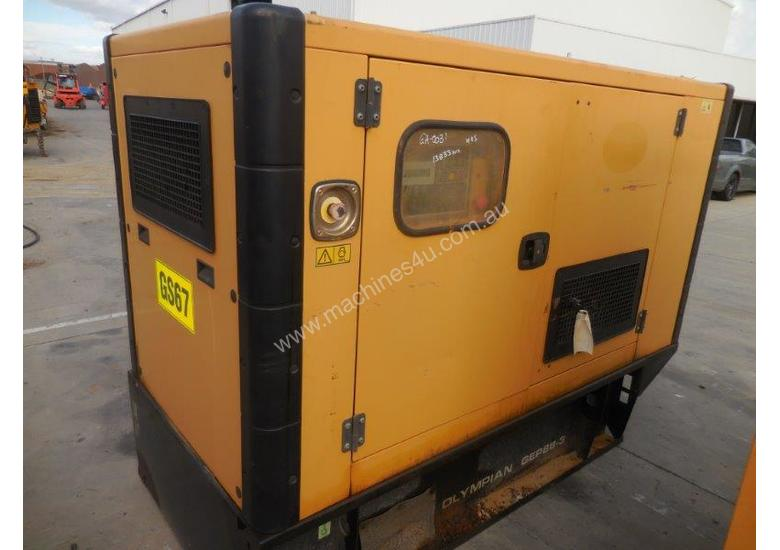 Used 2012 Olympian GEP88-3 Backup Generators in , - Listed