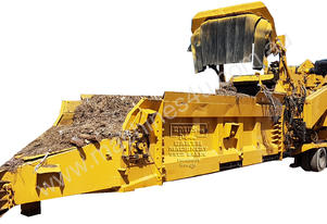 Vermeer HG525 Tree Mulcher, fully rebuilt.