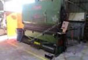 Press break Hydraulic sheet metal bender folder