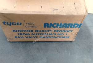 RICHARDS TYCO PN50 BS5159B 80MM FLOW CONTROL VALVE
