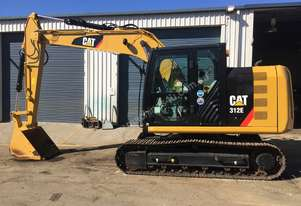 Caterpillar 3.5 TON EXCAVATOR FOR SALE