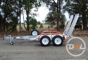 Sureweld  Tag/Plant(with ramps) Trailer