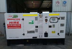 150 KVA / 170KVA Generators Australia Cummins Powered