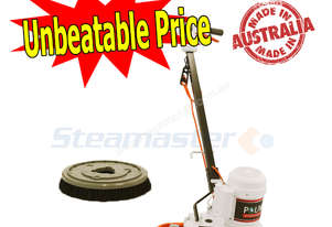 Polivac C27 Rotary Floor Scrubber with Hard Floor Brush