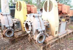 Warman Pump 10/8 high capacity dewatering pump
