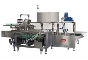 Fully Auto Horizontal Continuous Motion End Load Cartoner (High Speed)