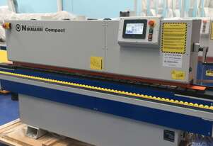 NikMann Compact-v25 heavy duty edgebanders from Europe