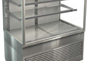 Cossiga Tower Floor Standing Refrigerated Open Food Display BTGOR12