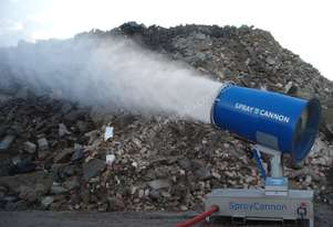 MB DUSTCONTROL SC75 SPRAY CANNON - RENT-TRY-BUY