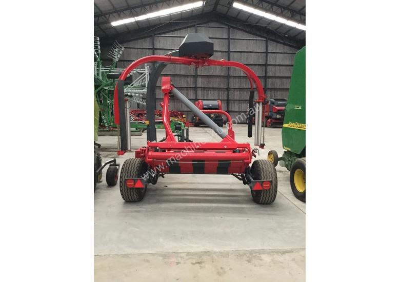 UNIA Twister 2192 Bale Wrapper Hay/Forage Equip