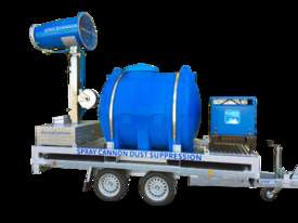MB DUSTCONTROL SPRAY CANNONS - RENT-TRY-BUY  - picture9' - Click to enlarge