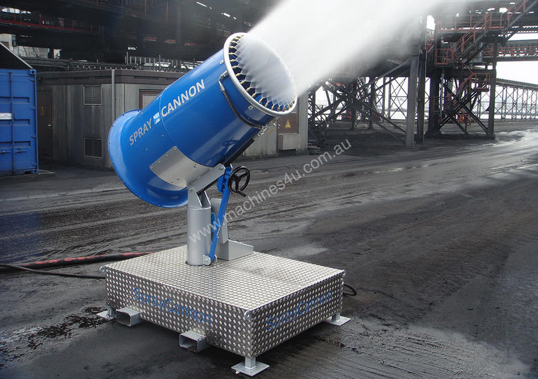 MB DUSTCONTROL SPRAY CANNONS